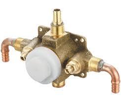 single handle pressure balance tub and shower valve set pioneer