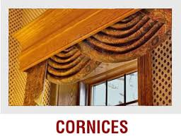 Custom Cornices Window Treatments Hunter Douglas Brands And More