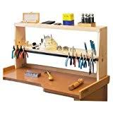 Jewellery Work Bench Amazon Com Grobet Jewelers Work Bench W Metal Work Pan 3 Drawer
