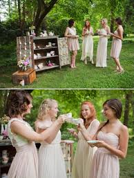 tea party bridal shower ideas vintage tea party bridal shower ideas