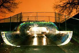 world famous skateboard spot near olympic stadium montreal my