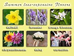 inexpensive flowers inexpensive wedding flowers for summer cheap wedding flowers