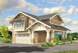craftsman garage apartment 23484jd architectural designs