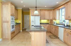 pictures of maple kitchen cabinets brilliant kitchen lovely natural maple cabinets in find best