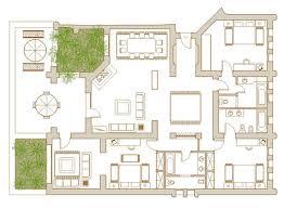 plan d une chambre d hotel plan dar tamerza