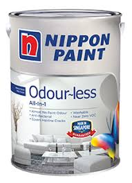 interior wall painting odourless all in 1