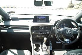 lexus rx 200t 2016 interior test drive review lexus rx 200t f sport lowyat net cars