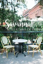 Outdoor Furniture Savannah Ga by Oh So Pretty Savannah
