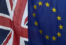 Flag Of The European Union Two British Leaders Present Cases For And Against Britain Leaving