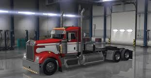 kw w900l for sale long frame for w900 daycab wing unlocked ats ats mod