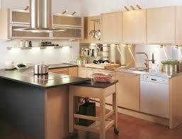modern white oak kitchen furniture set kitchen designs
