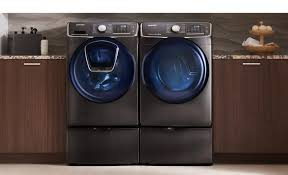 refrigerator outlet near me stacking washer and dryer washing machines front load top load washers samsung us