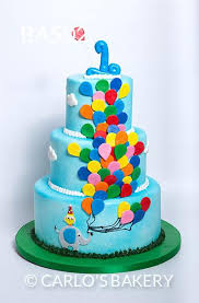 deliver birthday cake and balloons balloon birthday cake cakes and balloons delivery philippines sellit