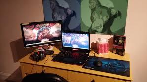 pc gaming setup 2015 youtube