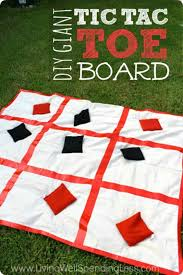 Backyard Picnic Games - 10 tic tac toe game ideas for kids games backyard games and crafts