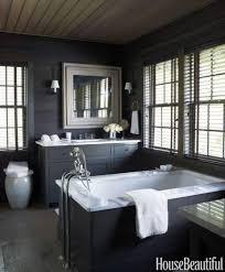 dark blue bathroom accessories serra mix and match bath