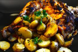 cuisiner portugais poulet roti à la portugaise d héléna loureiro frango assado