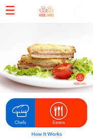 consulting cuisine phone app design culinary start up consulting food photography