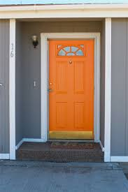 8 best orange images on pinterest exterior doors architecture