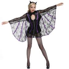 bat costume vire bat costume womens evil costume