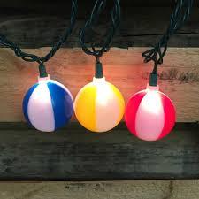 String Ball Lights by Baseball String Lights Novelty Party Lights