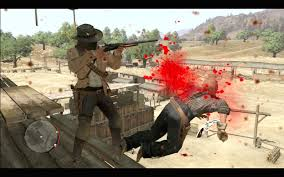 Cliff Barn Sly Shooter Red Dead Redemption Funny Brutal Moments Compilation