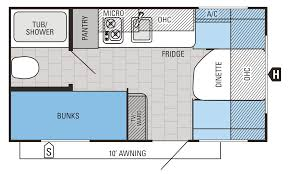 2015 jay flight slx floorplans u0026 prices buffalo rv