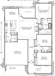 house plan 74755 at familyhomeplans com bungalow country craftsman southern house plan 74755 level one