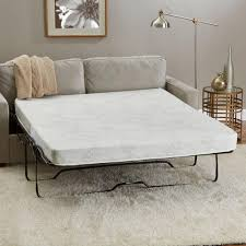 Sofa Bed Queen Mattress by Innerspace Luxury Products 60 In W X 72 In L Queen Size Memory