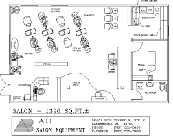 design a beauty salon floor plan beauty salon floor plan design layout 1490 square foot salon
