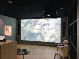 Media Room Projector Barco Residential Barco Resi Twitter