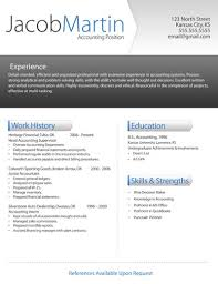 free contemporary resume templates free resume templates download