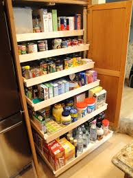 pull out shelving for pantry interior design