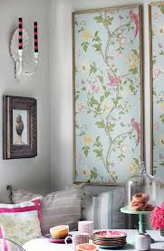 Best  Wallpaper Panels Ideas On Pinterest Framed Wallpaper - Wallpaper interior design ideas