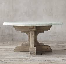 round marble kitchen table c french bastide oak marble round dining table