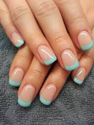 superior best nail salon near me 12 teal french manicure