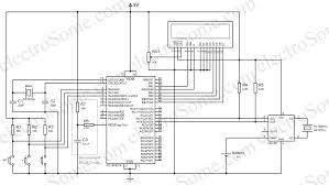 diy digital thermometer using atmega8 atmega32 avr circuit