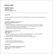 Occupational Health And Safety Resume Examples by Download Environmental Health Safety Engineer Sample Resume