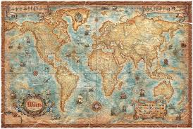 Old Map Background Antique Map Wallpaper