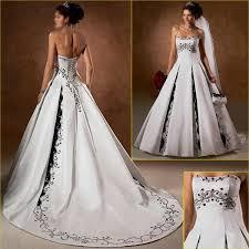 white and navy blue wedding dress naf dresses