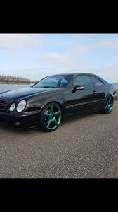 bagged mercedes cls mercedes benz cl500 w215 on d2forged vs7 classic cars