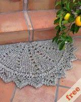 Semi Circle Rugs 32 Best Crochet Rugs U0026 Runners Images On Pinterest Crochet Rugs