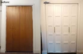 Closet Sliding Doors Pretty How To Install Sliding Closet Doors On Use Some Large Flat