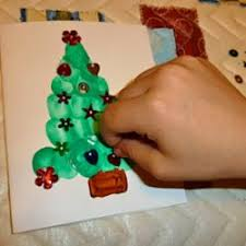 Arts And Crafts Christmas Tree - 25 easy christmas crafts for kids to make hands on as we grow