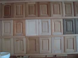 Unfinished Kitchen Cabinet Doors Home Design Ideas And Pictures - Painted kitchen cabinet doors