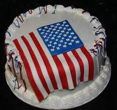 independence day cakes cupcakes decorating ideas family holiday