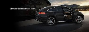 mercedes charity mercedes community events and charity organizations