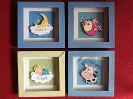 immagini cornici per bambini decorazioni fai da te per la cameretta dei bambini foto 7 40