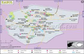 kabul map kabul map kabul afghanistan