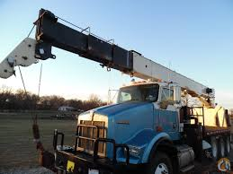 kenworth t300 for sale australia 2008 national 900a kenworth chassis crane for in lone grove